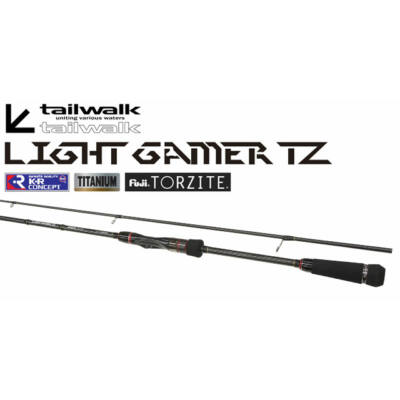 Tailwalk Light Gamer TZ S66UL 198cm Max:9g 2részes