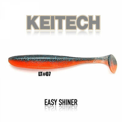 "Keitech Easy Shiner 4.5"" 11.5cm Szín:LT#07 Blue Watermelon 6db/cs"