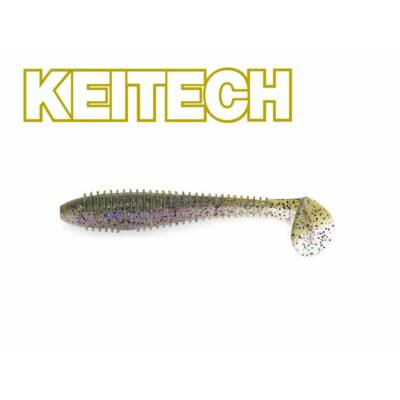 "Keitech Swing impact Fat 3.8"" 9.5cm 9g CT#10 Barch 2 6darab/csomag"
