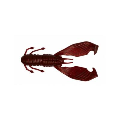 "Gunki Boogie Craw Brown Oil Red Flake 3.5"" 9cm 10db/cs"